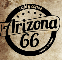 Branding: Arizona 66. A Br, ing, Identit, and Graphic Design project by Héctor  Román         - 08.01.2015