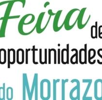 Feria Oportunidades - Cartelería y anuncio de prensa. A Graphic Design project by Ana Isabel Álvarez Nores         - 05.07.2015