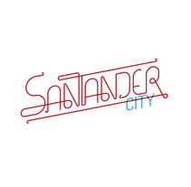 Santander City. A Br, ing, Identit, Design, Graphic Design, Illustration, Screen-printing, T, and pograph project by Alvaro Jaimes - 07.31.2015