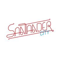 Santander City. Un proyecto de Diseño, Ilustración, Br, ing e Identidad, Diseño gráfico, Serigrafía y Tipografía de Alvaro Jaimes - 30-07-2015