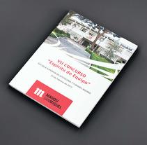 """Revista para el VII Concurso """"Espíritu de equipo"""" de la Escuela de Hostelería y Turismo de Madrid. A Editorial Design project by Sara Lázaro Álvaro - 19-02-2015"""