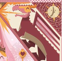 Princesa. Un proyecto de Ilustración, Diseño de personajes y Bellas Artes de Pablo Manuel M. R.         - 31.05.2015