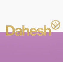 Dahesh.. A Br, ing, Identit, and Graphic Design project by Menta Picante - 08.13.2015