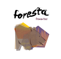 Foresta Premium Beer. A Design, Illustration, Advertising, 3D, Graphic Design, and Product Design project by Jose Perona Navarro         - 26.08.2015