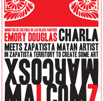 Cartel | Meets Zapatistan Mayan Artist . A Art Direction project by Demian  Abrayas - Sep 04 2015 12:00 AM