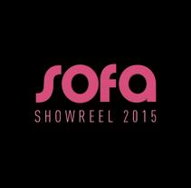 SOFA SHOWREEL 2015. Un proyecto de Cine, vídeo, televisión, Post-producción, Cine y Vídeo de Néstor H. Ruano - 07-09-2015