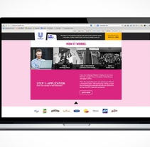 Unilever UFLL. A Graphic Design, and Web Design project by Javier Luna         - 19.05.2014