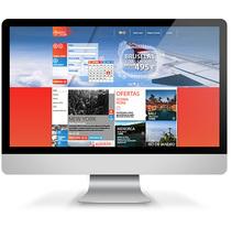 Web Agualuz Viajes. A UI / UX, and Web Design project by Alberto Miranda         - 16.09.2015