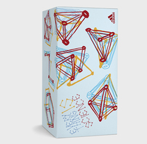 Science Box . A Design, Illustration, Graphic Design, Packaging, T, pograph, and Calligraph project by Carlos Sancho         - 06.08.2013