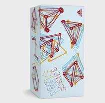 Science Box . Un proyecto de Diseño, Ilustración, Diseño gráfico, Packaging, Tipografía y Caligrafía de Carlos Sancho         - 06.08.2013