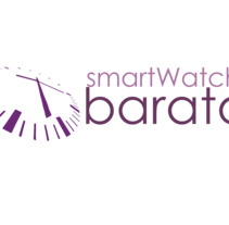 "Logo ""smartwatches Baratatos"".. A Design project by Cienwebs         - 20.09.2015"