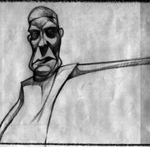 DR. MTV. Un proyecto de Ilustración, Animación, Diseño de personajes y Comic de Alejandro  Armas Vidal - 20-09-2015