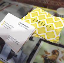 Concept: imagen de la tienda (gráfica e interiores) y materiales gráficos. A Art Direction&Interior Design project by Pablo Elorriaga Grande         - 12.10.2014