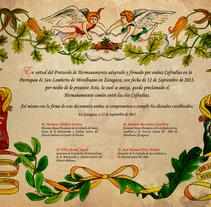 Orla. A Illustration project by Sara Aladrén Castillo - 23-09-2015