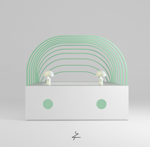 Bubble. A Interior Architecture, and Product Design project by Yago Zabaleta         - 23.09.2015