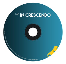 Álbum 'Som In Crescendo'. A Advertising, Editorial Design, Graphic Design, and Product Design project by Julen Gerrikabeitia Segura         - 27.03.2015