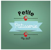Petit Patisserie de Flor. A Design, Br, ing, Identit, Graphic Design, Packaging, T, and pograph project by Matias Pescador         - 17.07.2014
