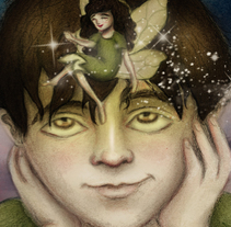 "Proyecto final de Ilustración "" Peter Pan"". Um projeto de Ilustração de Salvi Huerta         - 11.11.2015"