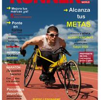 Identidad Corporativa Alvaro Encinas_atleta. Un proyecto de Diseño, Fotografía, Diseño editorial, Diseño gráfico, Diseño de producto y Diseño Web de David Encinas         - 06.10.2015