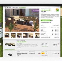 Leroy Merlin Shop Online. Un proyecto de Diseño de Carlos Etxenagusia - 11-10-2015