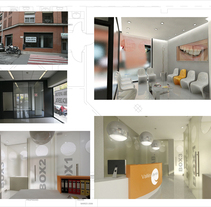 Clínica Dental. Un proyecto de 3D, Arquitectura interior y Diseño de interiores de Toni Ortin         - 16.10.2015