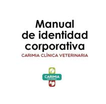 Manual de identidad corporativa de la clínica veterinaria Carimia. A Graphic Design project by Fernando Medina Medina         - 17.10.2015