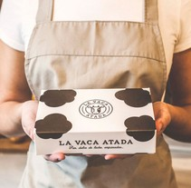La Vaca Atada. A Br, ing, Identit, and Packaging project by Neosbrand  - 19-10-2015