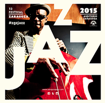 JAZZ 2015Nuevo proyecto. A Art Direction, Br, ing, Identit, and Graphic Design project by LOCAL  ESTUDIO  - Oct 21 2015 12:00 AM