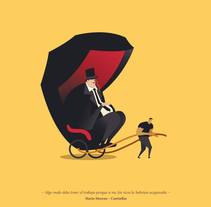 Postales Ilustradas. A Graphic Design&Illustration project by Diego Ramírez - Oct 23 2015 12:00 AM