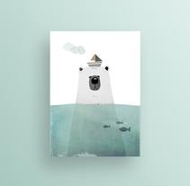 Polar Bear. Un proyecto de Ilustración de edurne          - 22.11.2012