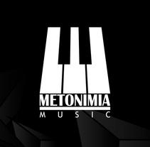 Logotipo para Metonimia. A Editorial Design project by Pablo Deparla         - 26.10.2015