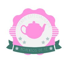 Momentos de té (Identidad corporativa y cartelería) . Un proyecto de Br e ing e Identidad de Tere G         - 29.10.2015