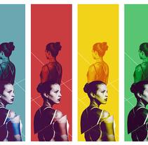 No dar la espalda. A Illustration, Photograph, and Collage project by Bàrbara Puigventós         - 02.11.2015