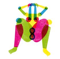 INFINITY. A Illustration project by Kike IBÁÑEZ         - 18.10.2015