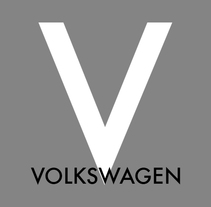 Volkswagen. A Br, ing, Identit, Graphic Design, and Web Development project by Josep Biset Nadal         - 08.11.2015