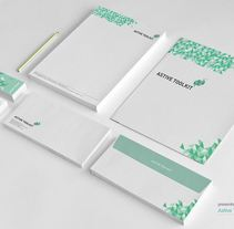 Branding: Astive toolkit. A Design, Art Direction, Br, ing, Identit, Fine Art, and Graphic Design project by Gianni Antonucci         - 18.11.2015