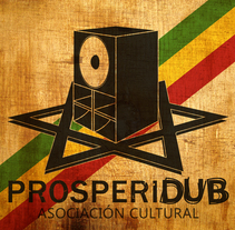 PROSPERIDUB - Asociación Cultural. A Design, Illustration, Br, ing, Identit, and Graphic Design project by alberto valerdiz diez         - 15.11.2015