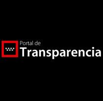 Portal de Transparencia de la Comunidad de Madrid. A Design project by Carlos Etxenagusia - 16-11-2015