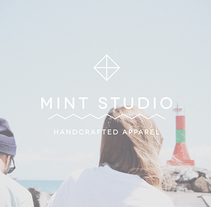 MINT Studio. A Art Direction, Br, ing, Identit, and Graphic Design project by Cristina Sanser         - 24.11.2015