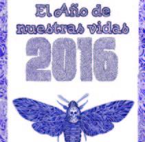 Calendario 2016 para El dios de los tres. A Illustration project by Javier Navarro Romero         - 29.11.2015