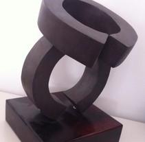 Oniria. Um projeto de Artes plásticas e Escultura de Ana López         - 26.10.2013