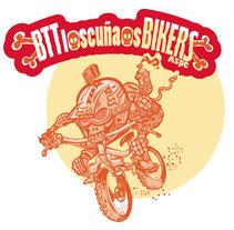 Los  Cuñaos  ( Logo Bikers BTT ). Un proyecto de Ilustración de jose ramón puerto urios         - 02.12.2015