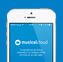 Musical Cloud. A Br, ing&Identit project by Apolo Estudio Creativo         - 03.12.2015