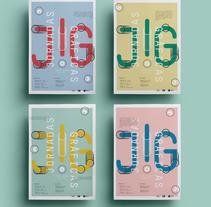 JG EASD Soria 2016 | Propuesta de evento. A Design, Events, and Graphic Design project by Saúl Arribas Miguel         - 03.12.2015