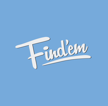 Find'em - App. A Design, Interactive Design, and Multimedia project by Agustín Mássimo         - 10.12.2015