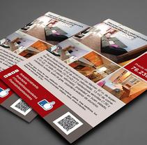 Flyer Tramita 2015. Un proyecto de Diseño gráfico de Alejandro Serrano Caballero         - 30.11.2015