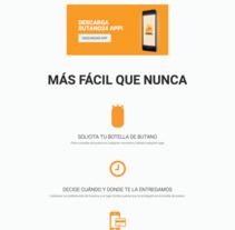 Butano24. Un proyecto de Desarrollo Web de Eduard Deza         - 25.12.2015