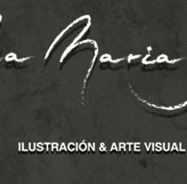 Mi Proyecto del curso: Iniciación al Diseño Web con WordPress. A Fine Art project by Ana Maria  Seoane         - 07.01.2016