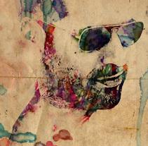 Retratos liezo acuarela. Um projeto de Design gráfico de José Luis Cid         - 11.01.2016