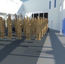 hipótesis para EXPO. Um projeto de 3D e Arquitetura de Antonella Corpaci - 02-10-2013
